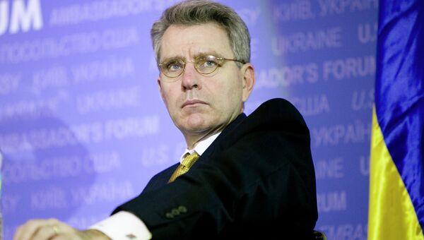 Посол США на Украине Джеффри Пайетт. Архивное фото