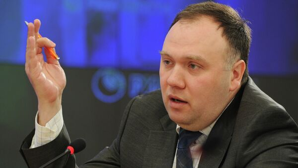 Член Общественной палаты РФ Георгий Федоров