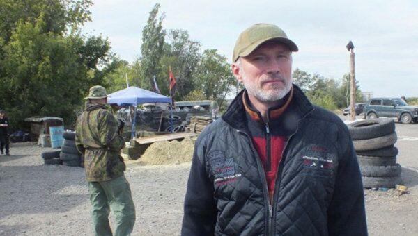 Председатель Всероссийской политической партии Родина Алексей Журавлев. Архивное фото