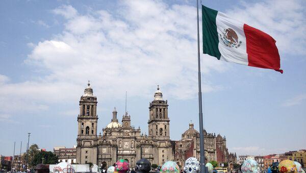 Мехико. Архивное фото