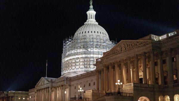 Здание Капитолия в США. Архивное фото