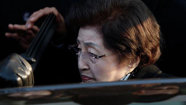 Бывшая первая леди Южной Кореи Ли Хи Хо
