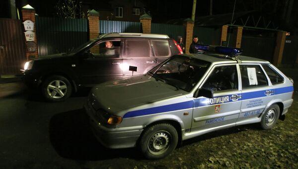В Подмосковье задержаны участники банды, которую подозревают в серии убийств на автодорогах