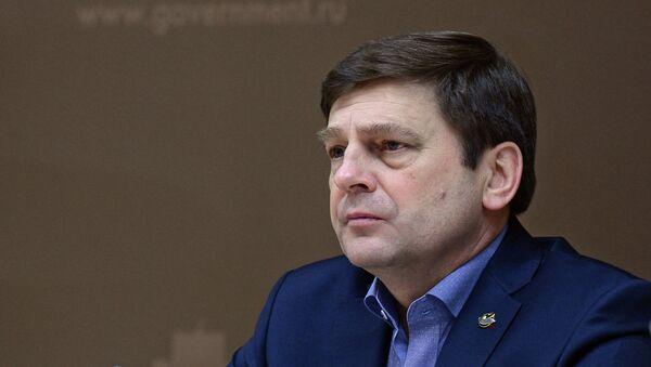 Руководитель Российского космического агентства (Роскосмос) Олег Остапенко, архивное фото