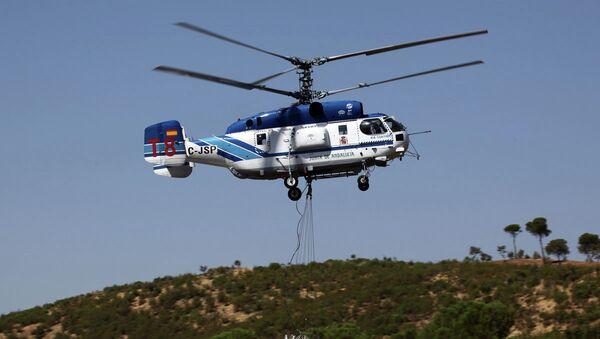 Вертолет Ka-32A11BC