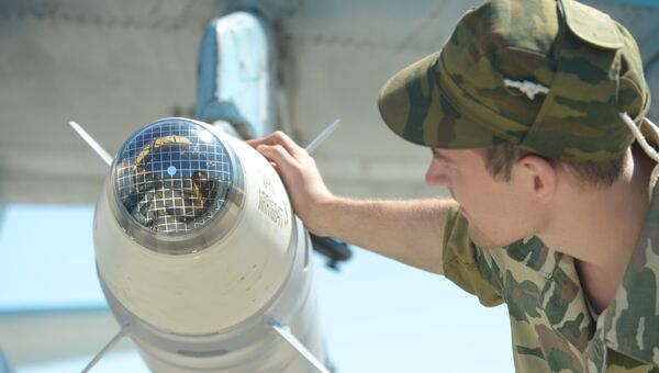 Лазерное боевое оборудование. Архивное фото