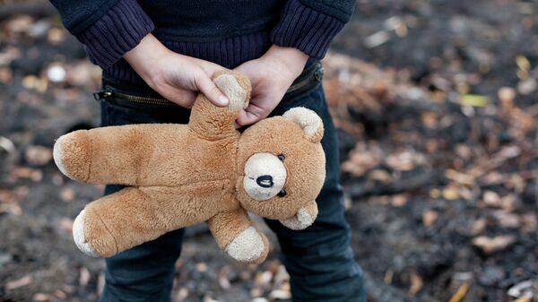 Бездомный ребенок