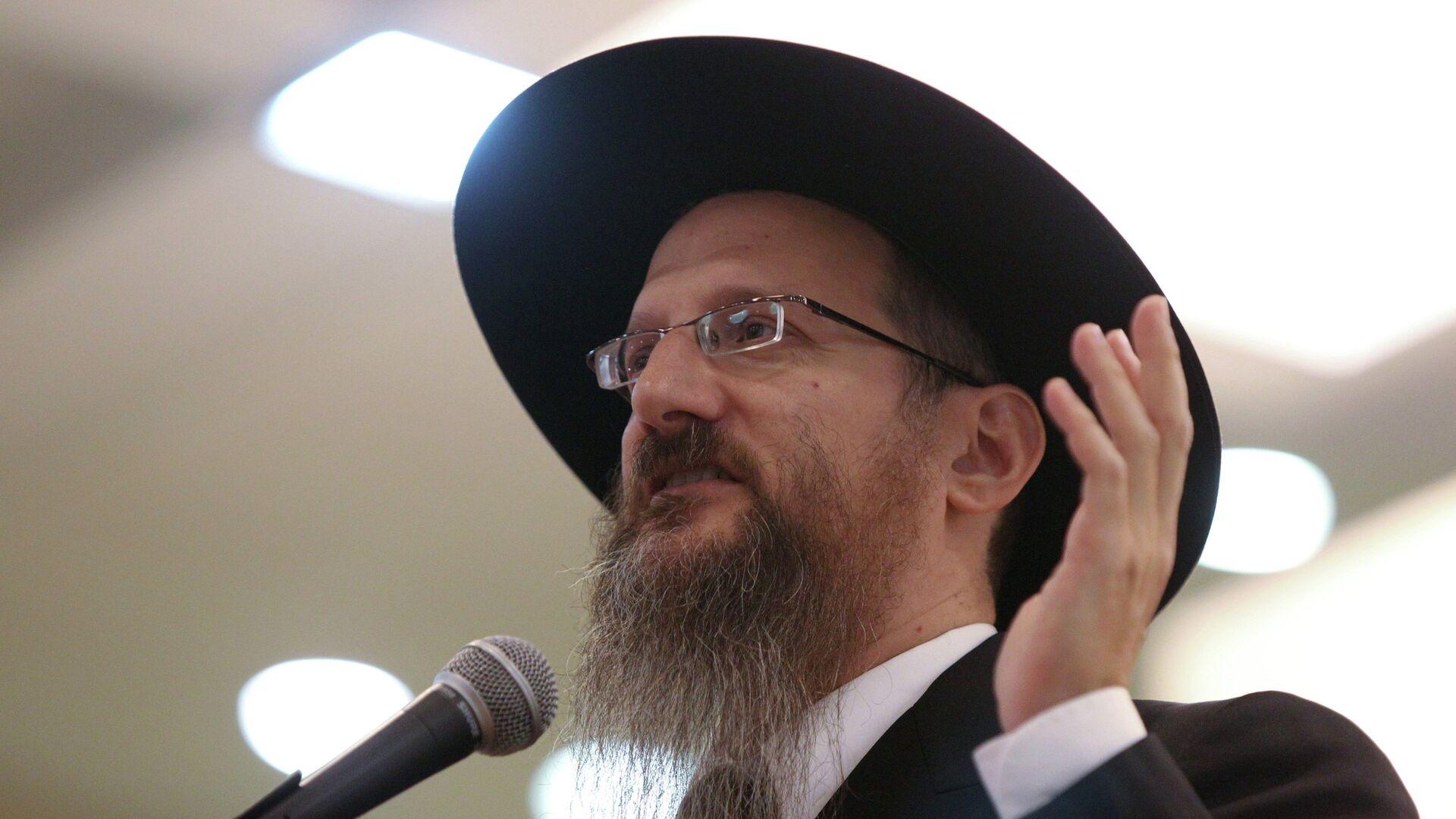 Празднование еврейского Нового года Рош Ха-Шана - РИА Новости, 1920, 03.08.2021