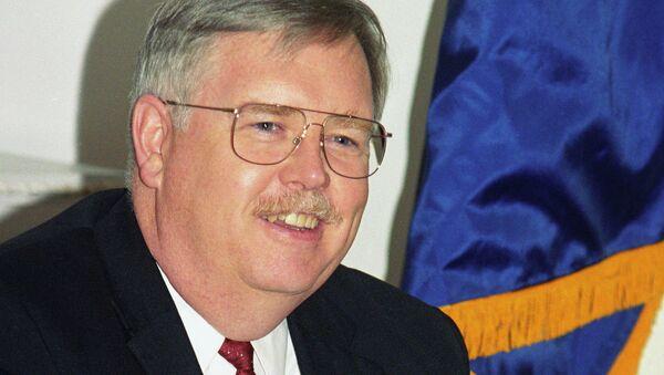Американский посол в России Джон Теффт. Архивное фото