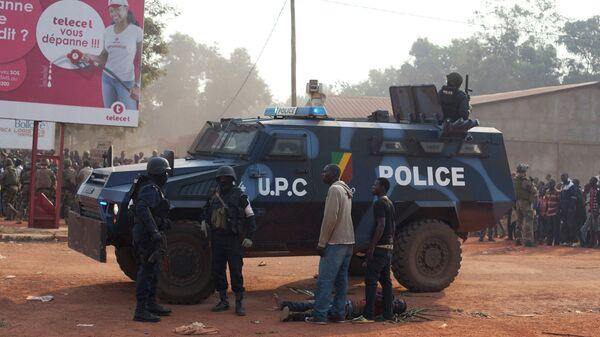 Полиция Конго. Архивное фото