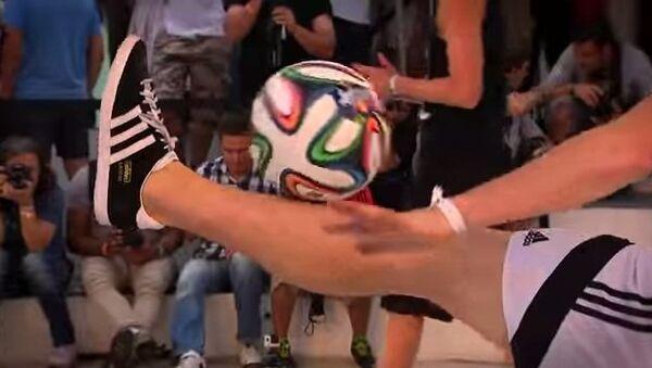 Искусство владения мячом, или Лучшие из лучших