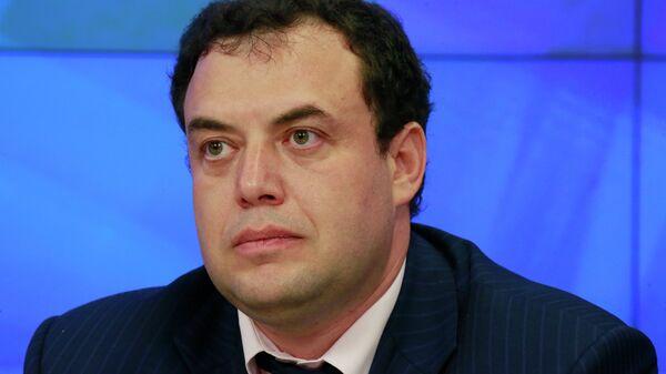 Член Совета по правам человека и развитию гражданского общества при президенте РФ Александр Брод