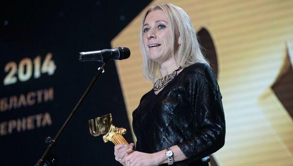 Представитель ДИП МИД России с премией в номинации Культура, СМИ и массовые коммуникации