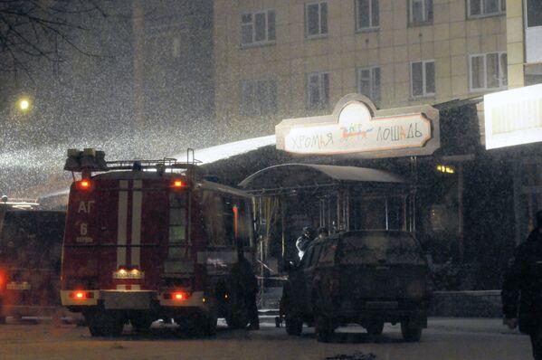 о пожаре ночного клуба в перми