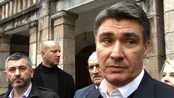 Мы не пострадаем – премьер Хорватии о закрытии Южного потока