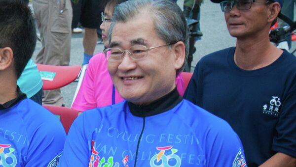 Вице-премьер Мао Чи-куо