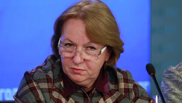 Кандидат филологических наук, доцент Марийского института образования Ольга Самсонова