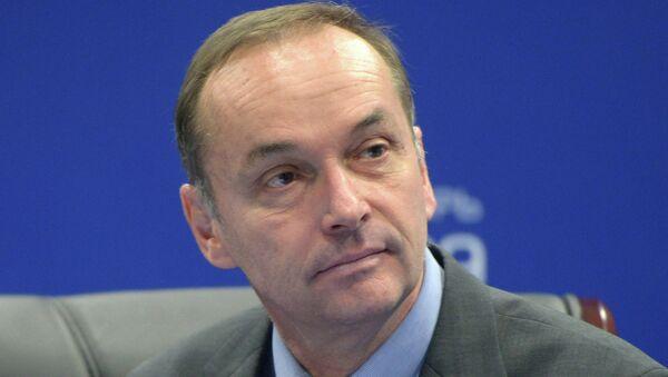 Посол Швейцарии в России Пьер Хельг. Архивное фото