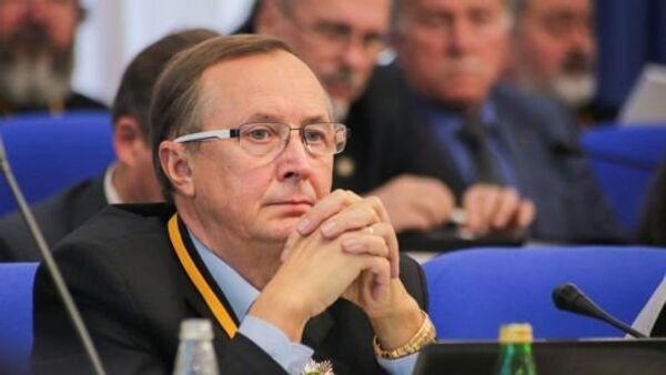 Пленарное заседание III Ставропольского форума ВРНС