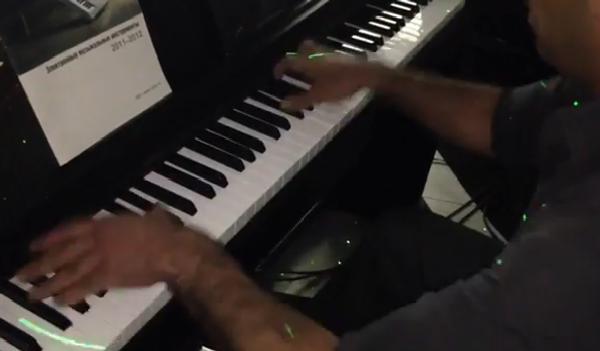 100500 клавиш в секунду