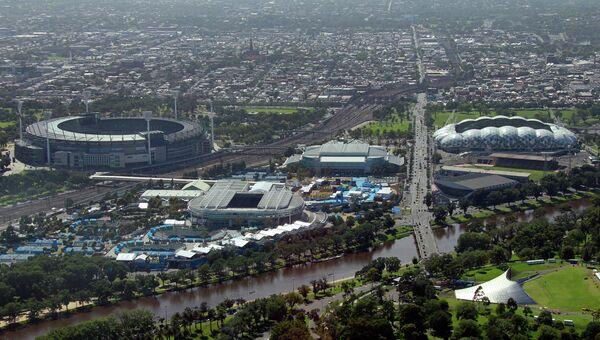 Мельбурн. Архивное фото