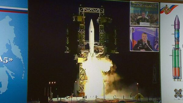 Путин отдал команду о запуске Ангары-А5 с космодрома Плесецк