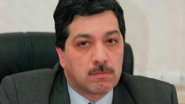 Торговый представитель РФ в Турции Тофик Меликов. Архивное фото