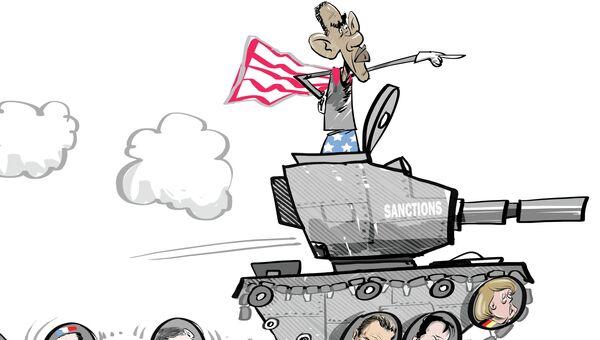 Дезертиры санкционной войны