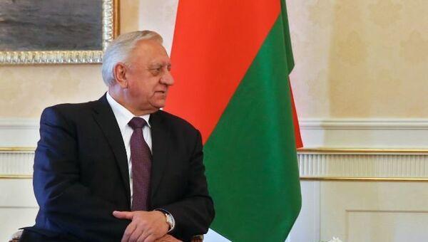 Михаил Мясникович. Архивное фото