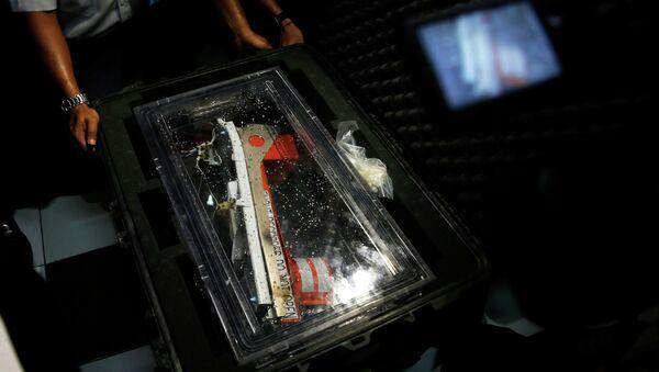 Чёрный ящик разбившегося авиалайнера AirAsia