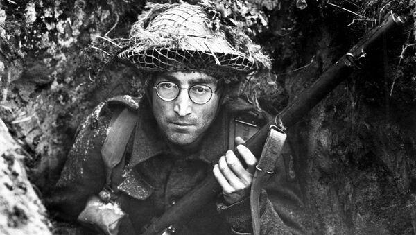 Джон Леннон. How I Won the War. 1967 год