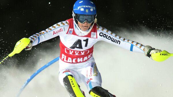 Шведская спортсменка Фрида Хансдоттер