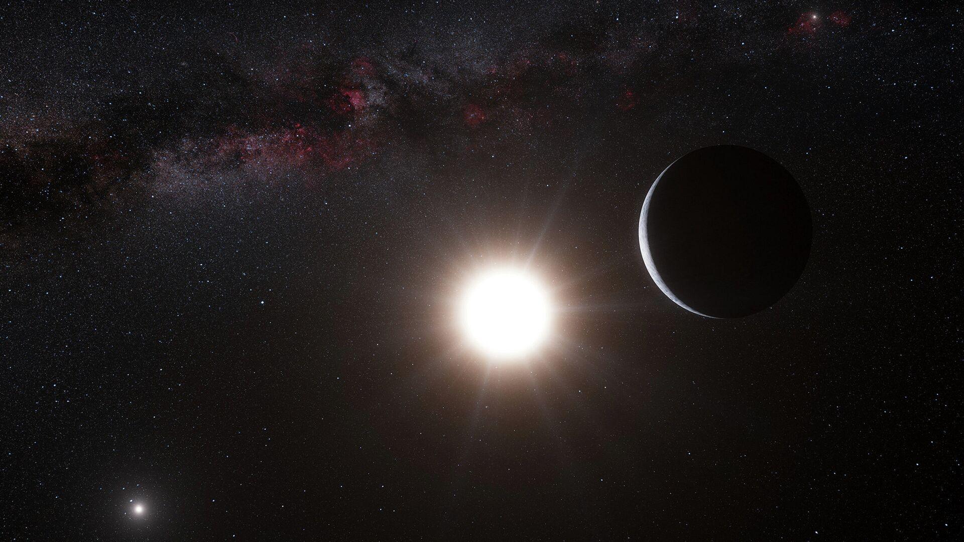 """""""Вояджер-1"""" обнаружил гул межзвездного пространства"""
