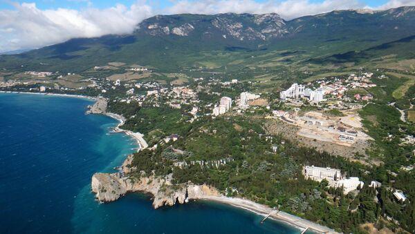 Вид Крыма