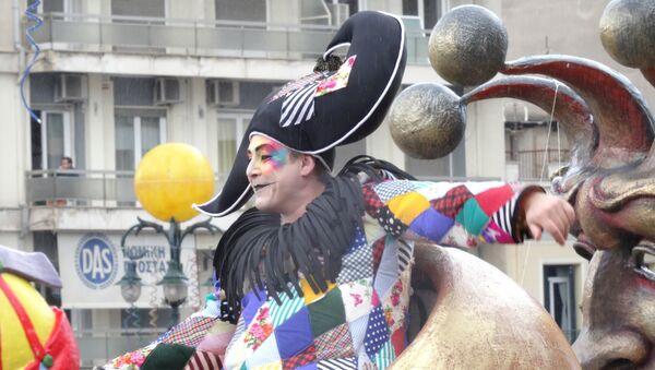 Карнавал в Патрах