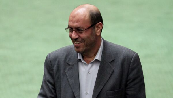 Министр обороны Ирана генерал Хосейн Дехган. Архивное фото