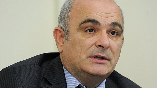 Посол РФ в Иране Леван Джагарян. Архивное фото