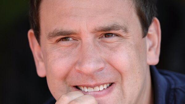 Главный тренер сборной России по современному пятиборью Андрей Моисеев. Архивное фото
