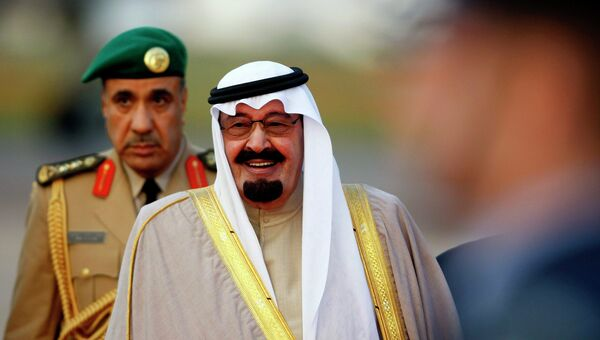 Шестой король Саудовской Аравии Абдалла бен Абдель Азиз Аль Сауд