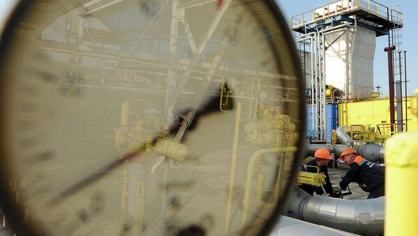 Газовое хранилище в Львовской области. Архивное фото