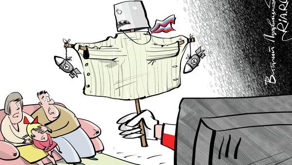 Страшные сказки о русских
