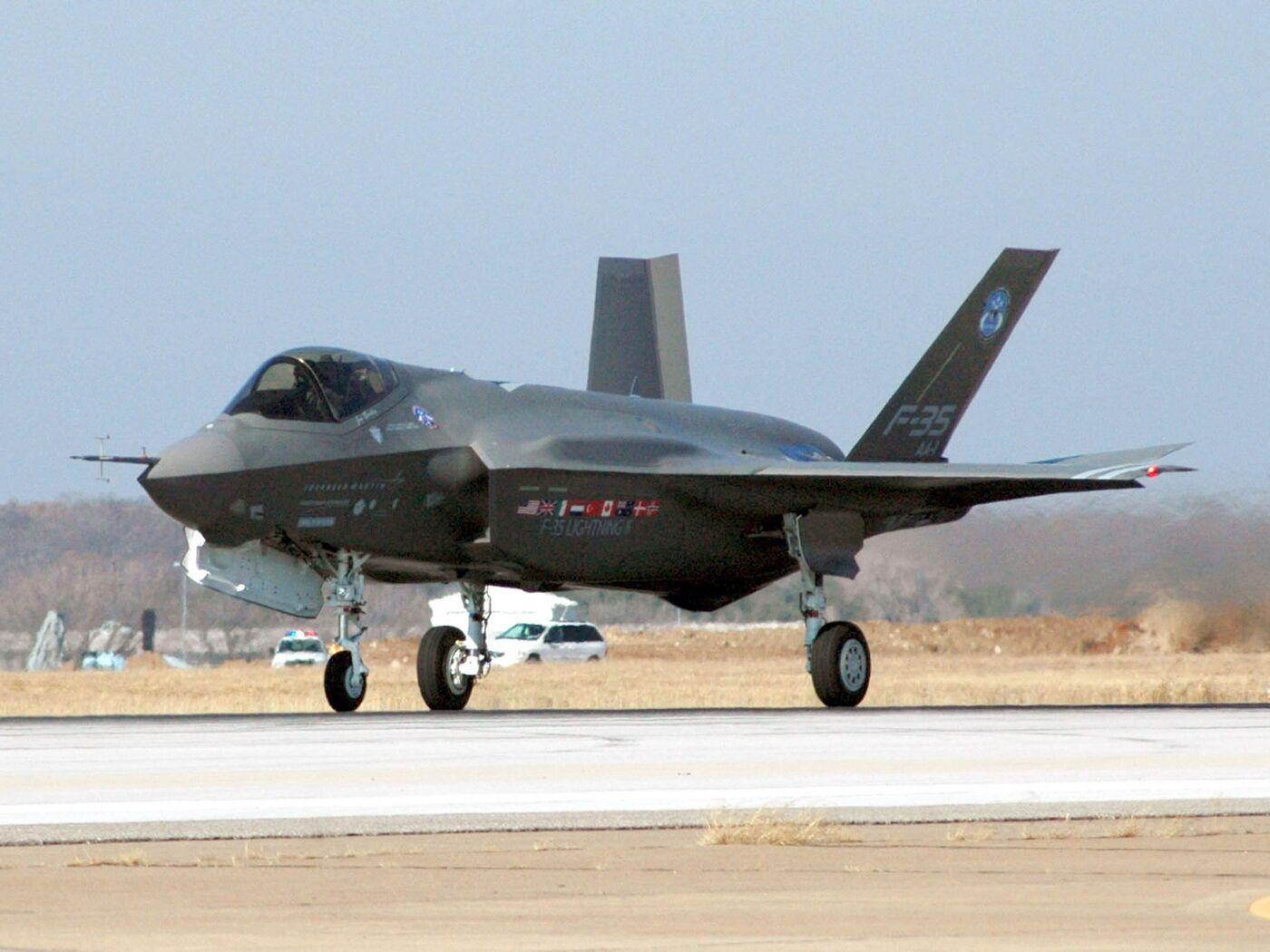 Обои F-35, Самолет 5 поколения, истребитель пятого поколения. Авиация foto 19