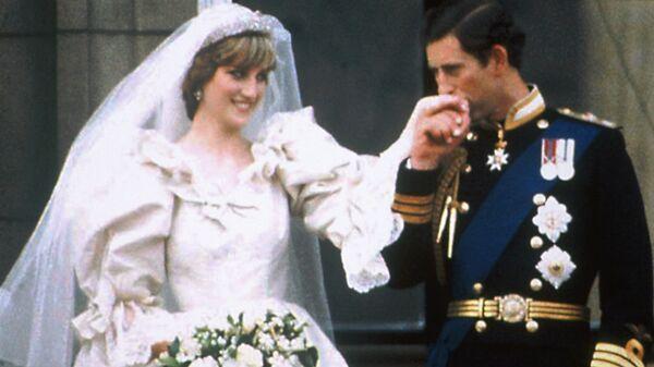 Принц Уэльский Чарльз и Диана