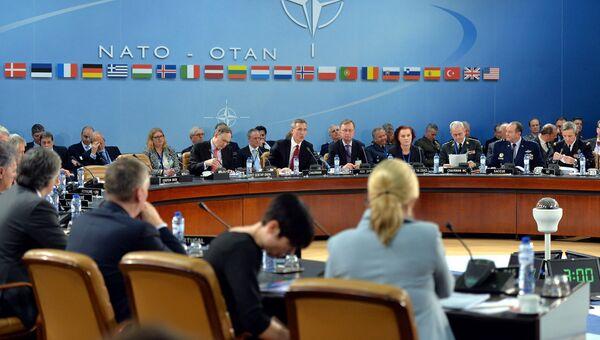 Заседание НАТО в Брюсселе. 5 февраля 2015. Архивное фото