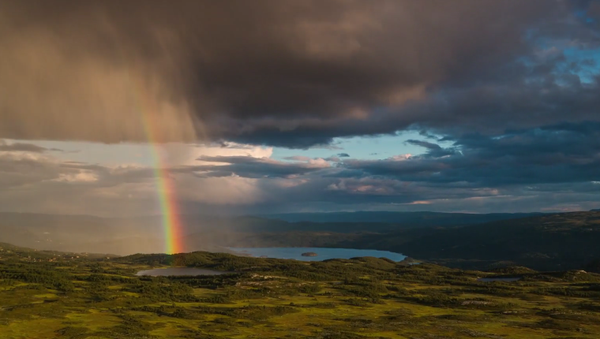 Исследование Севера: 24 часа из жизни в Норвегии