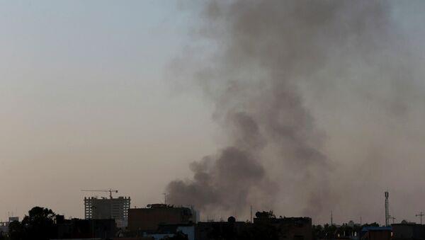 Дым над Бенгази. 7 февраля 2015 года