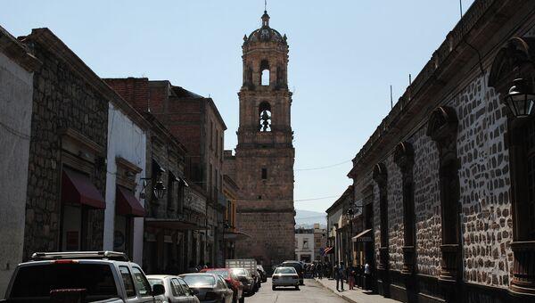 Мексика. Архивное фото