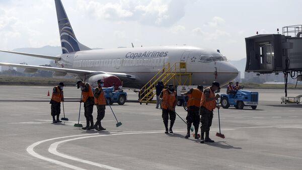 аэропорт La Aurora, Гватемала