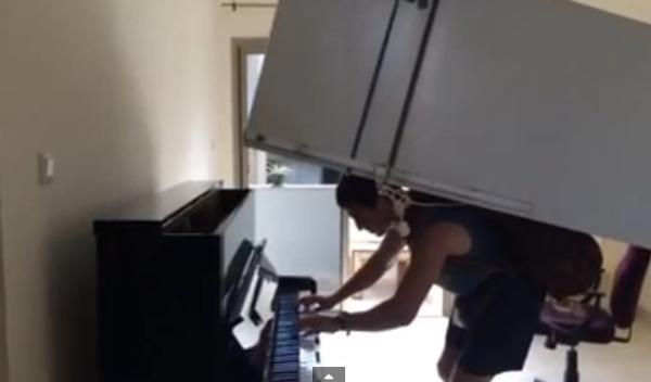 Пианист-грузчик