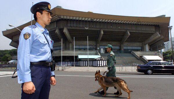 Арена Ниппон Будокан в Токио, Япония